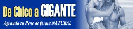 Agrandar el pene - Remedio original - banner